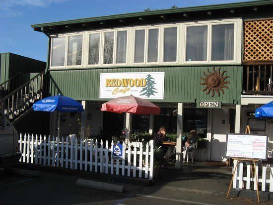 Redwood Cafe: Cafe
