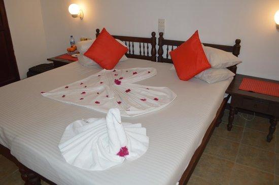 Koggala Beach Hotel: наш номер