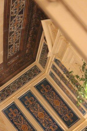 La Belle Epoque : plafond