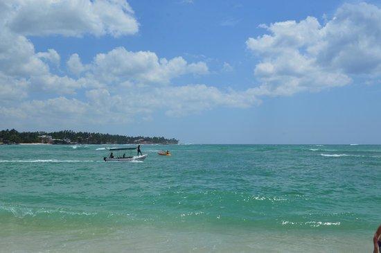 Koggala Beach Hotel: лагуна Унаватуна