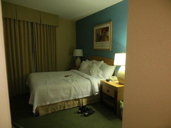 Residence Inn by Marriott Miami Coconut Grove: 2.Schlafzimmer