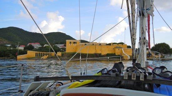 Bilinda Charters: Fort reverse