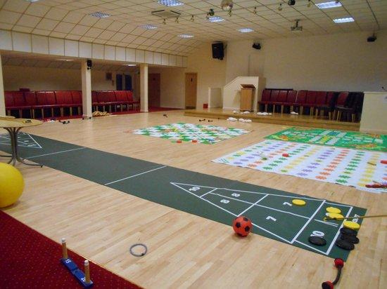 Unison Croyde Bay Holiday Resort: childrens play area