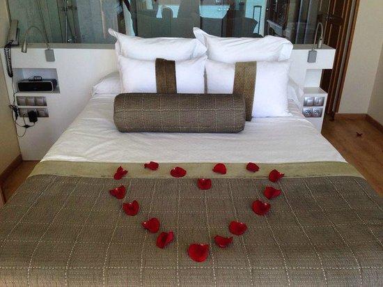 Villa Venecia Hotel Boutique: Habitación romántica