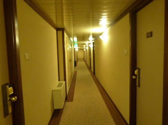 Astoria Palace Hotel: Corridor