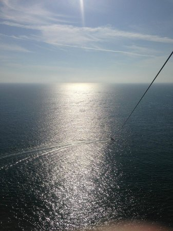 Siesta Key Watersports : parasailing
