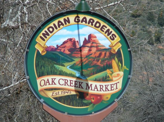 Indian Gardens Oak Creek Market: Great Place to Stop