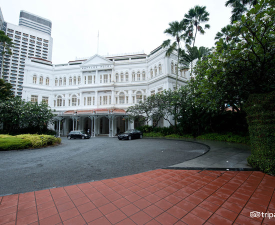 Photo of Hotel Raffles Hotel Singapore at 1 Beach Road, Singapore 189673, Singapore