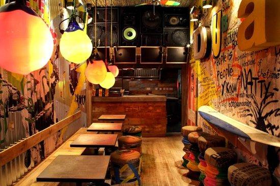 Jamaican Restaurant Covent Garden