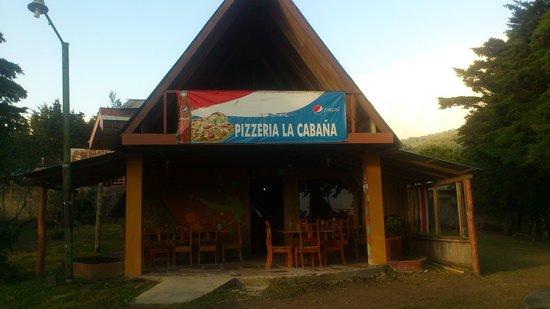 Pizzeria la cabina