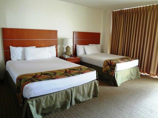 Pearl Hotel Waikiki: habitacion