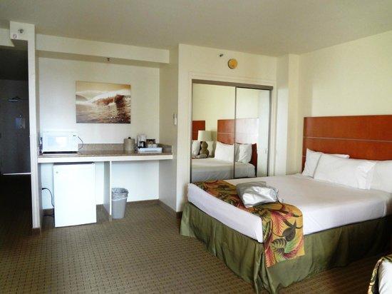 Pearl Hotel Waikiki: cocinita