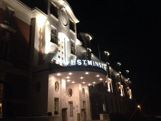 Hôtel Barrière Le Westminster : Wensminster