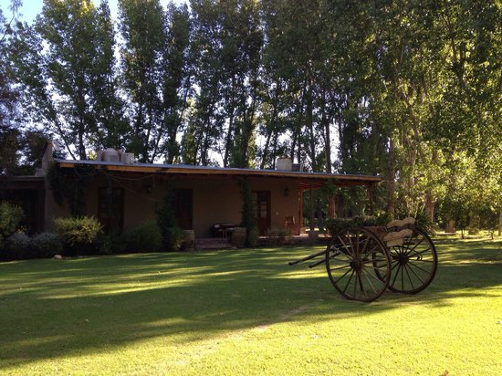 Algodon Wine Estates & Champions Club: La casona