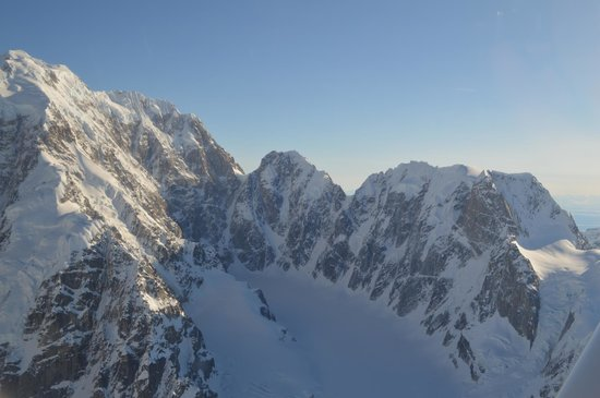 K2 Aviation: View from the K2 plane