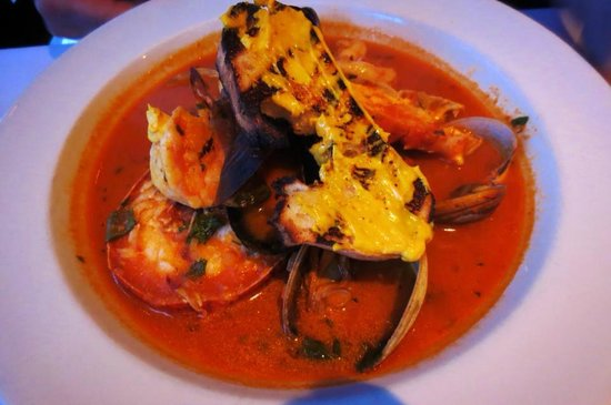 Wild Fig: delicious seafood stew