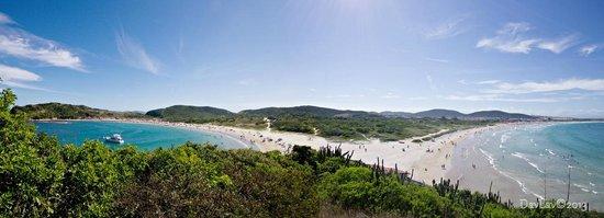 Playa Peiro : Peró é a da direita.........