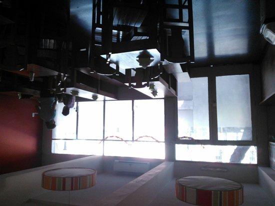 Hostel Suites Mendoza: Comedor
