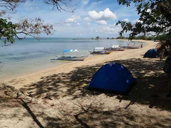 Burot beach Calatagan