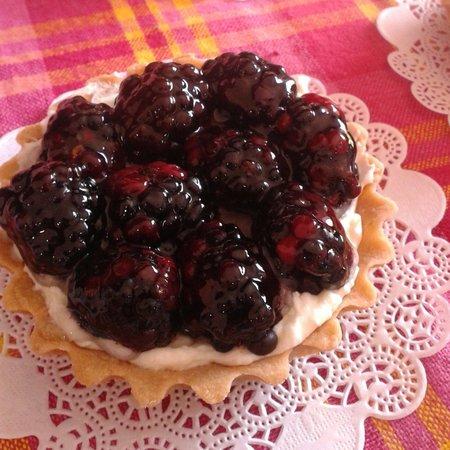 Lady Cakes: Tartas de moras
