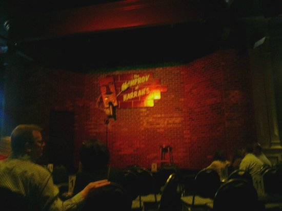 Improv Comedy Club : Inside the Improv at Harrah's.