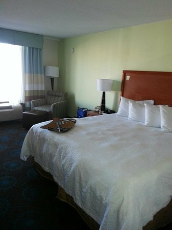 Hampton Inn Lake Havasu City : King bed