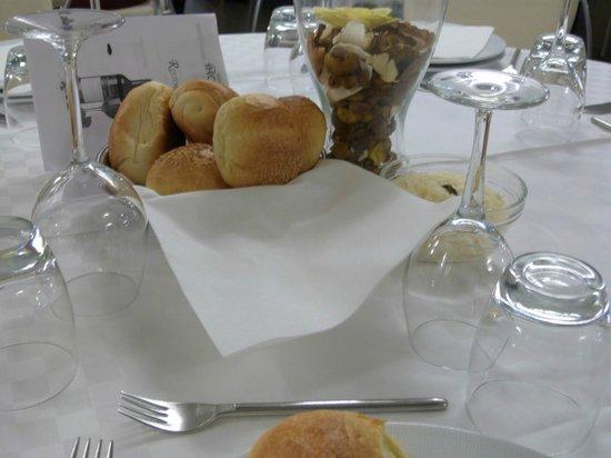 Kore Hotel: Dinner