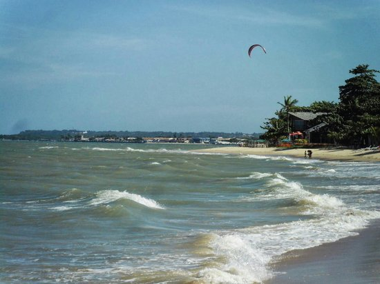 Sunshine Praia Hotel : Playa