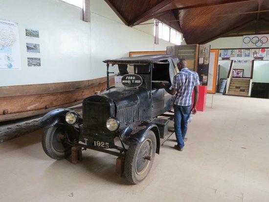 Uganda Museum: Auto d'epoca