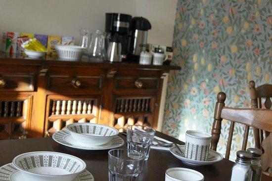 Gattaway B&B: Breakfast room