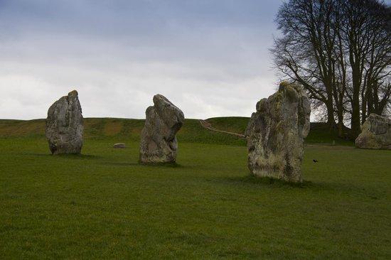 Avebury Stone Circle : Stones group 1