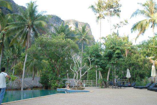 Ban Sainai Resort: Views from pool