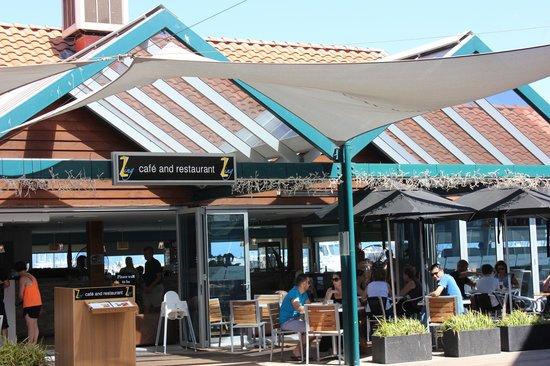 Sorrento Quay Boardwalk: CAFE AT HILLARYS