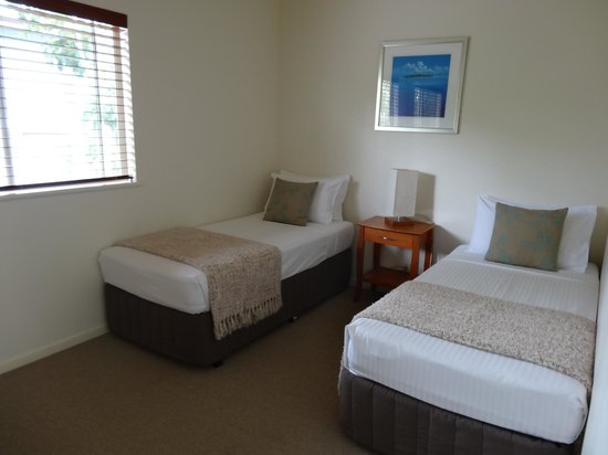 Montpellier Boutique Resort: Second bedroom