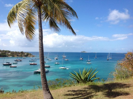 Virgin Islands Campground: Missing this...
