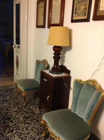 Albergo Minerva 1878: Living room