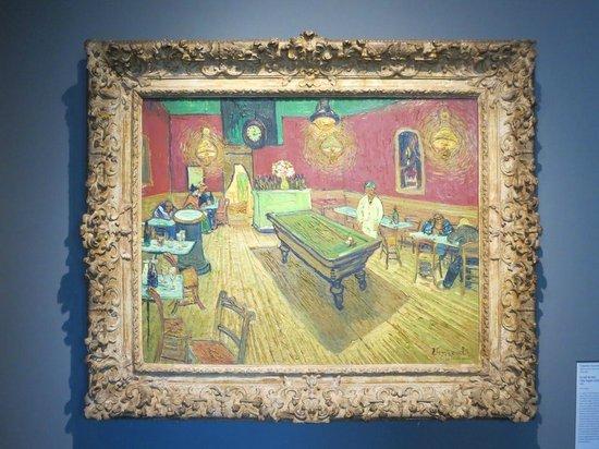 Yale University Art Gallery : ゴッホ