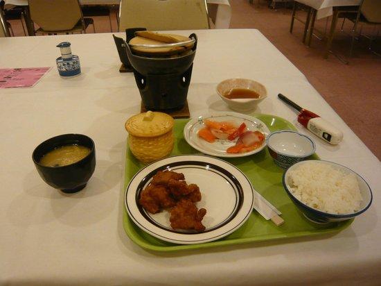 Niseko Grand Hotel: 夕食バイキングの一例