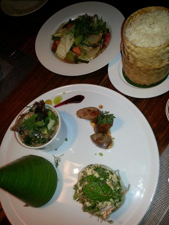 Blue Lagoon Restaurant: Mixed platter