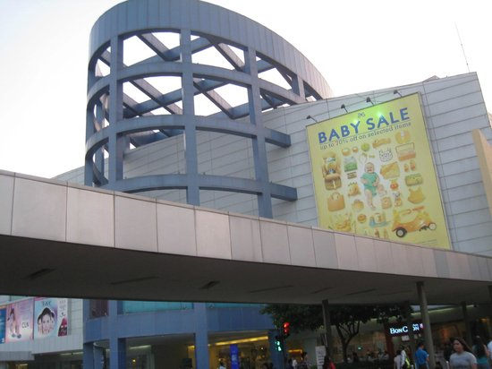 SM Mall of Asia: architectural design at the mall