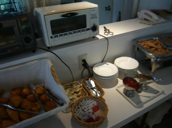 Niseko Grand Hotel: 朝食の一例