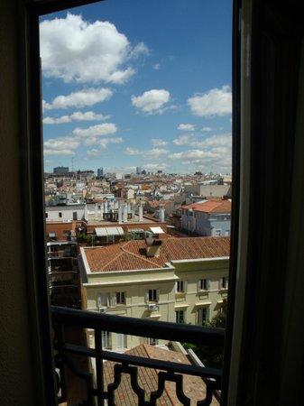 Hostal Santillan : View from the room