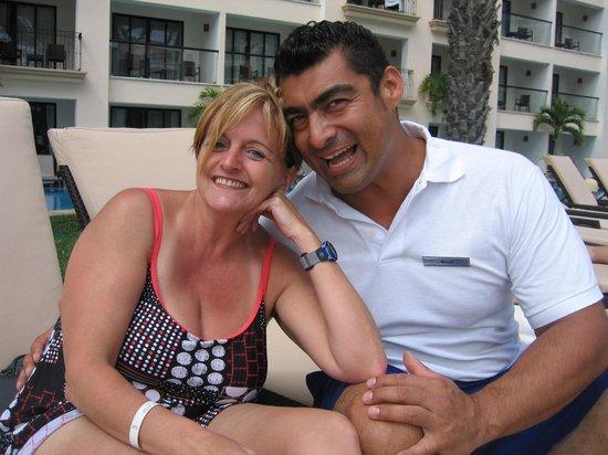 Hyatt Ziva Los Cabos: The best salsa dancer