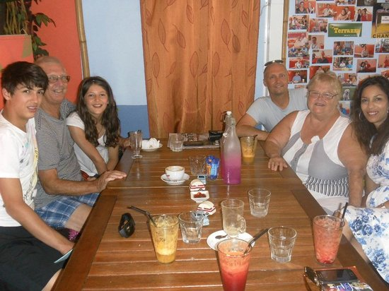 Ron Trish Picture Of Cafe Terrazza Cairns Tripadvisor