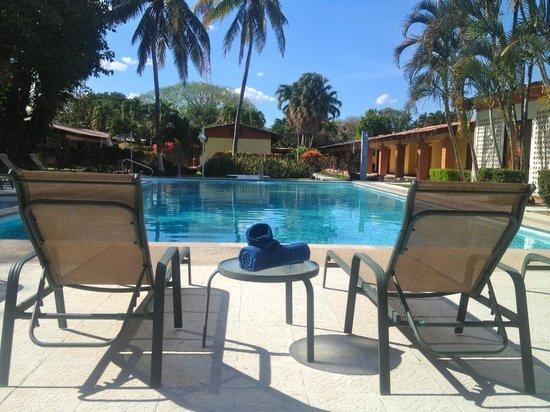 Las Espuelas Hotel : swimming pool