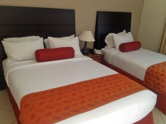 Las Espuelas Hotel : standard room