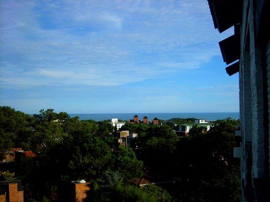Villa Mora Hotel: Vista desde las habitaciones del 3er piso