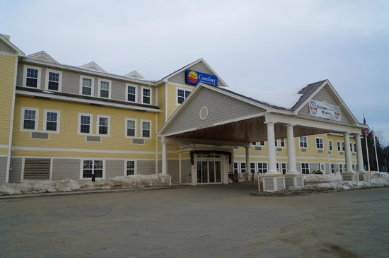 ‪كومفرت إن آند سويتس ويلتون: comfort inn wilton maine‬