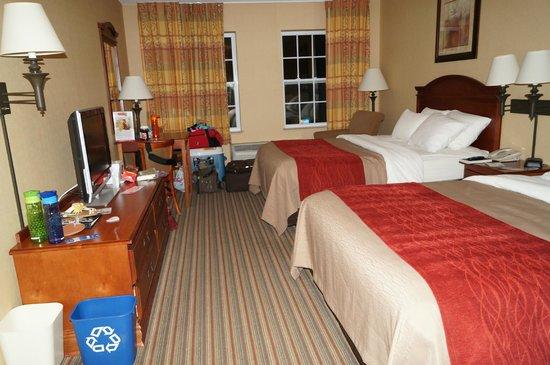 Comfort Inn & Suites: comfort inn wilton maine