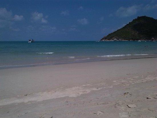 Thong Nai Pan Yai Beach: beach